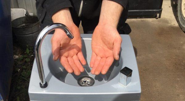 Stalette Mobile Handwash