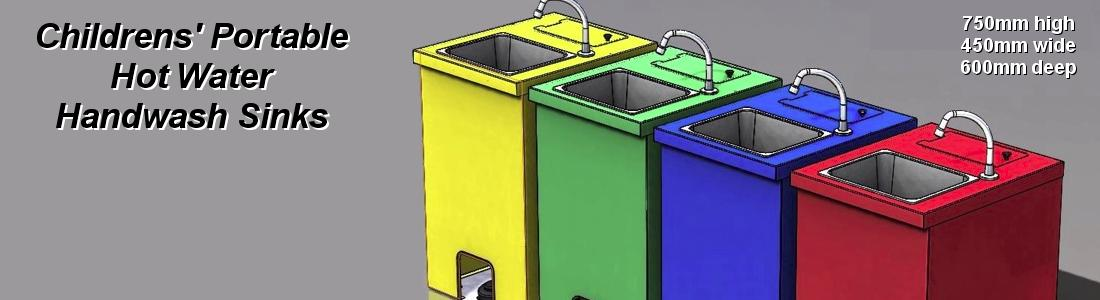 Mobile Sink Hire Scotland